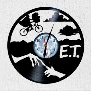 reloj E.T.