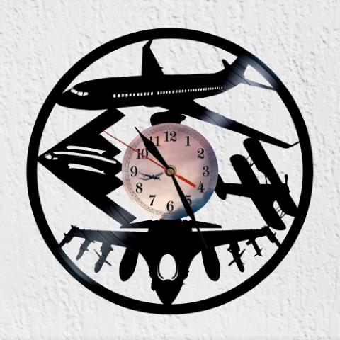 reloj Aviones