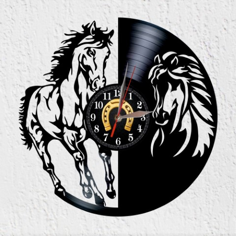 reloj Caballos
