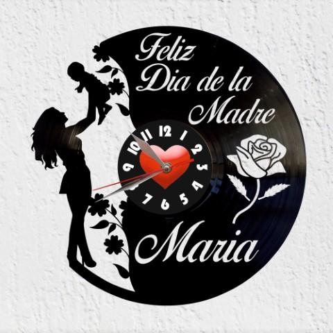 reloj Dia de la Madre
