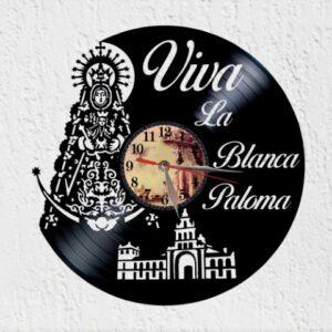 Reloj Virgen del Rocio