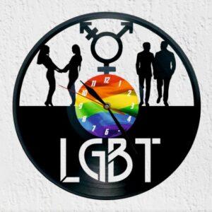 reloj LGBT