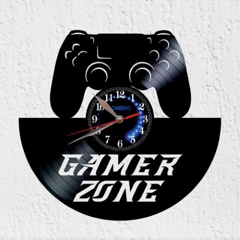 reloj Gamer Zone